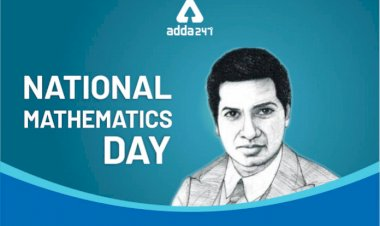 NATIONALMATHEMATICS DAY CELEBRATION & ASSOCIATIONINAUGURATION